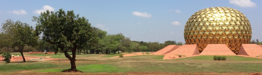 The Dome at Auroville