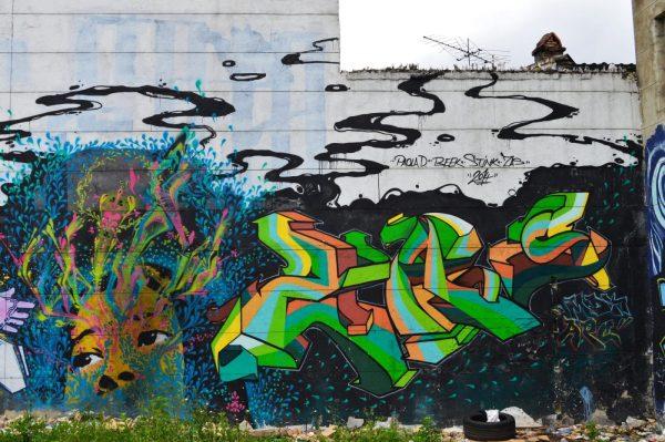 Bogota Street Art - Pack