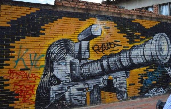 Bogota-Colombia Street Art