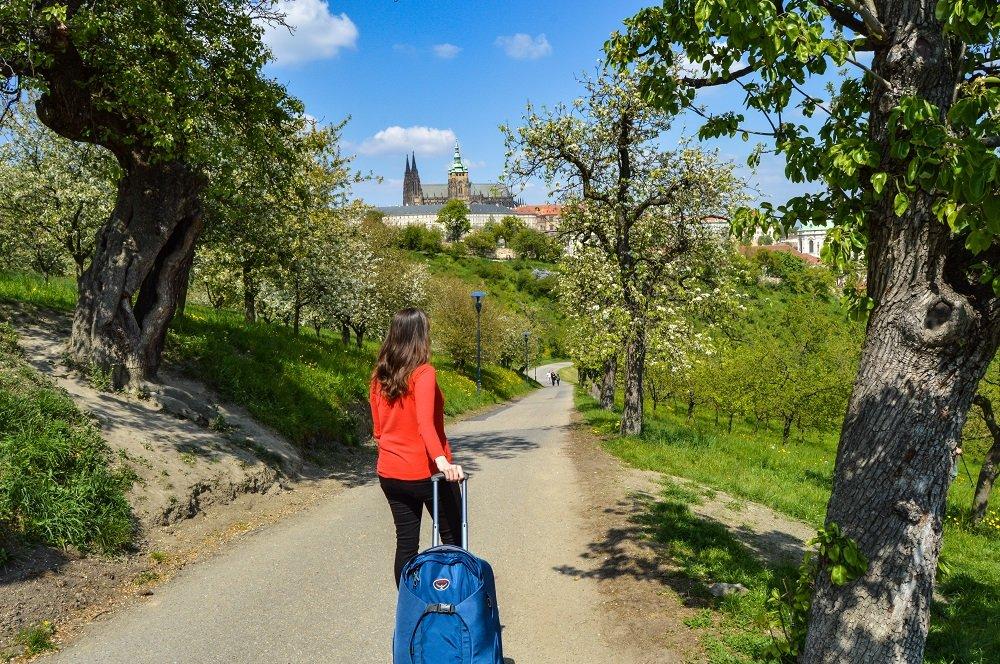 Osprey Sojourn Rolling Backpack