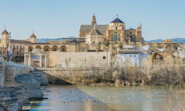 In Cordoba - Exploring Andalusia Spain