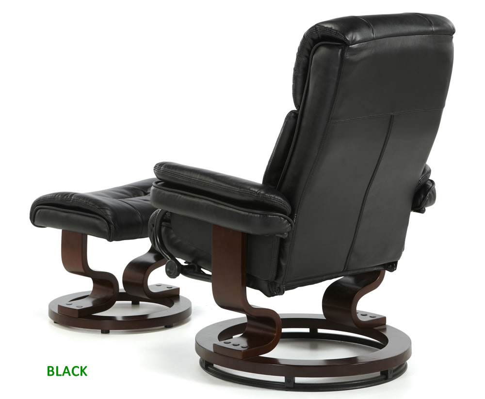 cream office chair faux leather white folding chairs for sale spencer recliner - just armchairs