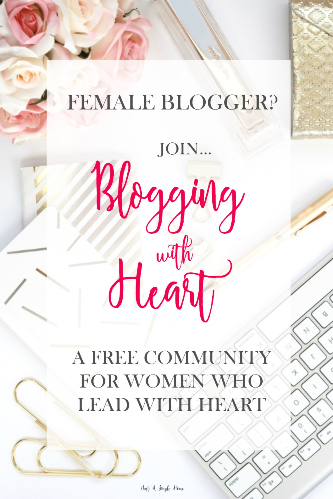 Blogging with Heart JSH