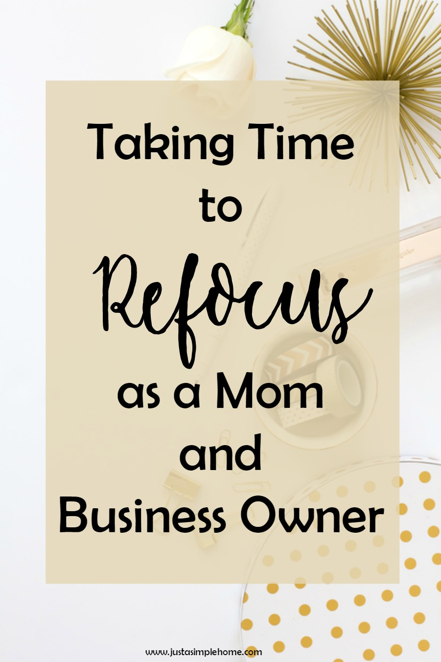 Refocus as a Mom-Bus Owner