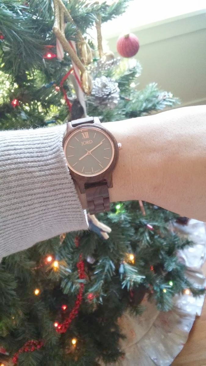 JORD Watch at Just A Simple Home