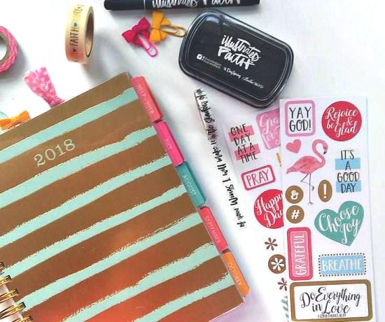 planner tips planner organization dayspring, planner setup