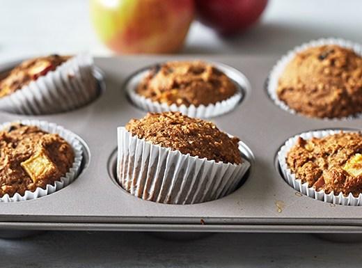 Apple Harvest Muffin recipe - fall recipes