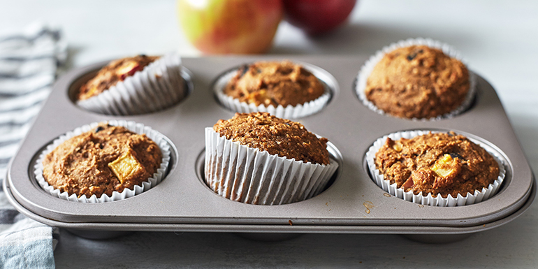 Apple Harvest Muffin recipe - fall recipes