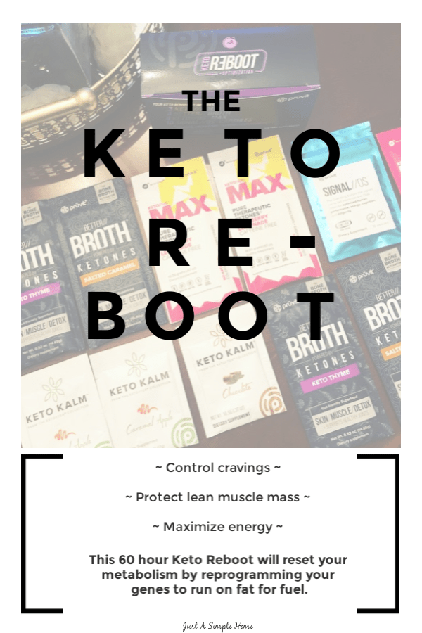 The Keto Reboot is designed to kickstart you rbody into using fat for fuel! Control cravings, jump your metabolism, lose weight. Learn to follow a keto diet and more 60 Hour liquid fast and cleanse #keto #ketoreboot #ketodiet #ketotips #cleanse #liquidcleanse