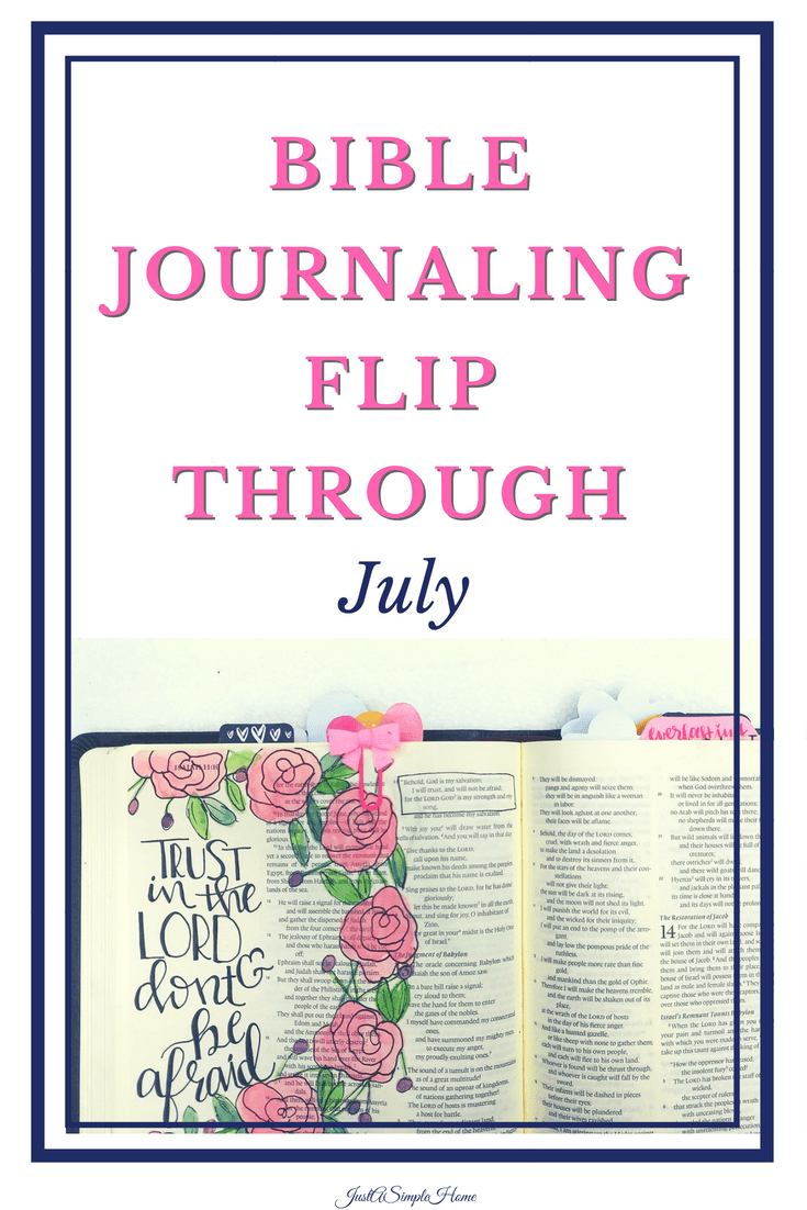 Flip through my Journaling Bible with me and take a peek at the newest entries. Some were inspired by a devotional kit and others were inspired my my daily Bible readings. #biblejournaling #faithplanner #illustratedfaith