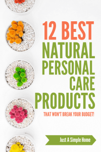 The Best All Natural Products for your whole family! Natural products that fit within your family budget. #naturalhome #naturalproducts #