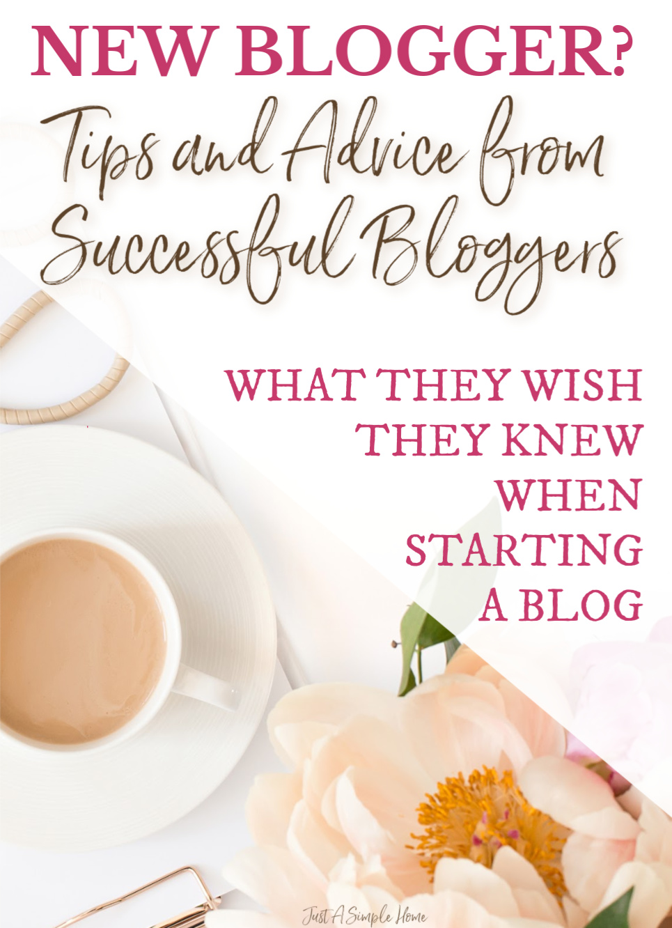 Tips and Advice For Every New Bloggers from Successful Bloggers