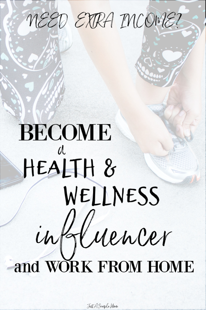 Need extra income for your family, but want to stay home? Become a health and wellness influencer and work from home doing something you love. No experience necessary. You just need a passion for helping others and a willingness to learn from some of the best in the industry! #wahm #workfromhome #makemoneyfromhome #sahm #keto #homeschool #parenting
