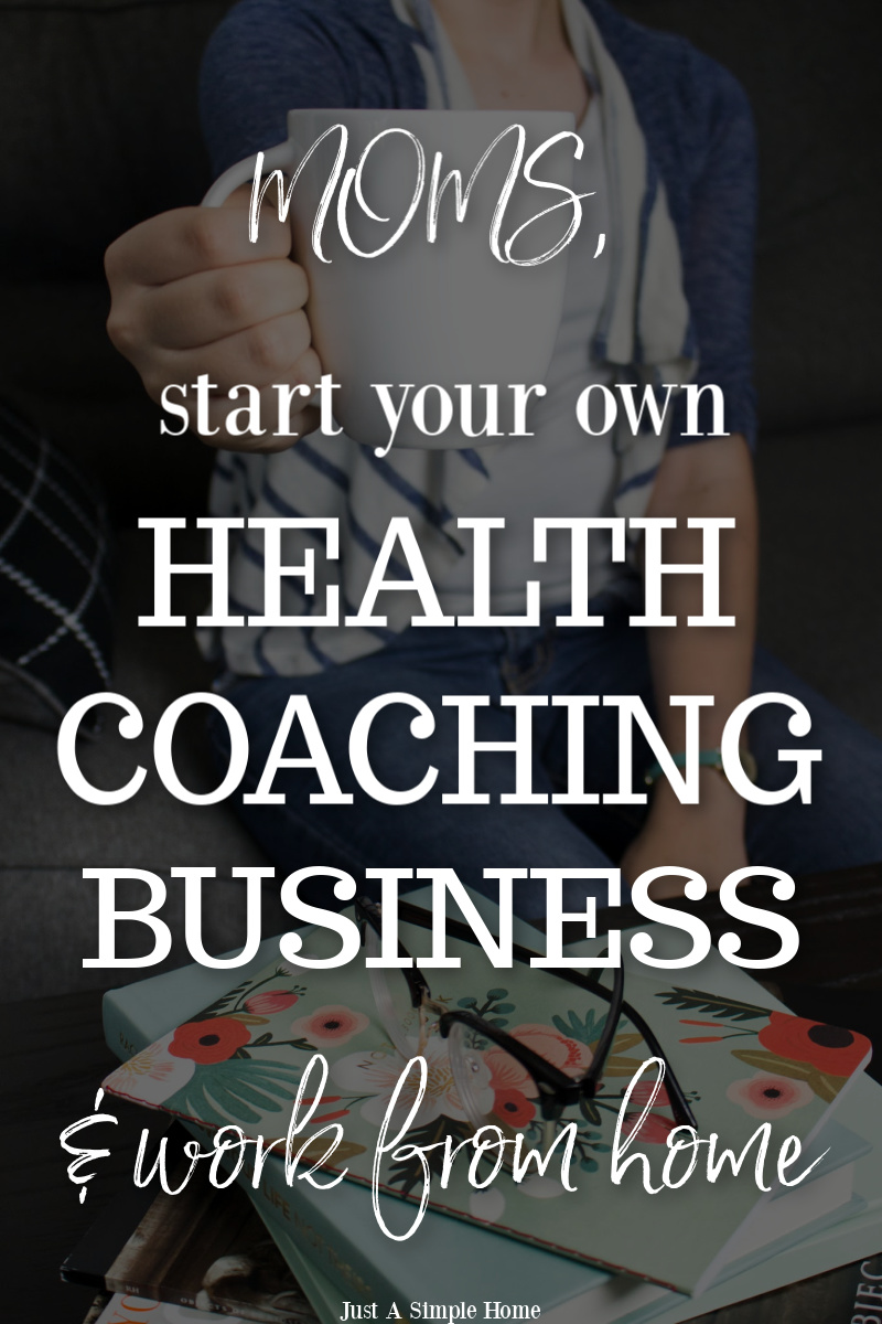 Moms, start your own health coaching business and work from home. You can build an income online, without leaving your home. You only need a passion for health and helping other women. Training is provided from some of the best in the company. #workfromhome #wahm #sahm #savemoney #startabusiness #startyourownbusiness #earnmoneyfromhome