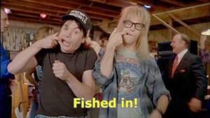 Fish Hook Wayne's World
