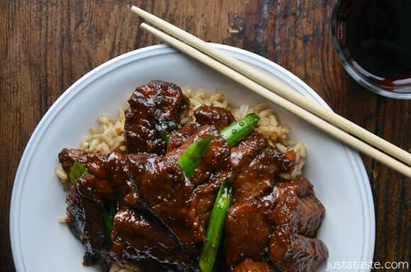 PF Changs Mongolian Beef