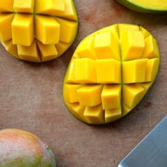 8 Inch Kitchen Knife Tool Crock Just A Taste | Video: How To Cut Mango