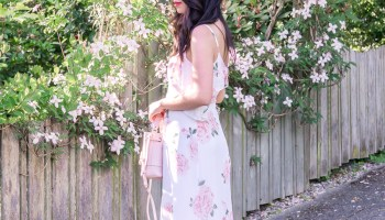 34adbae5813 Blush Dress  What I Wore to Create and Cultivate Seattle
