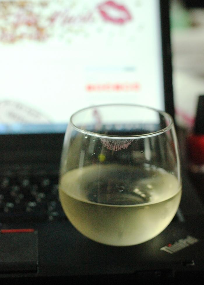 Blogger Sesh & Wine