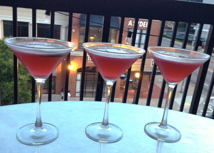 Tuk Tuk Martini