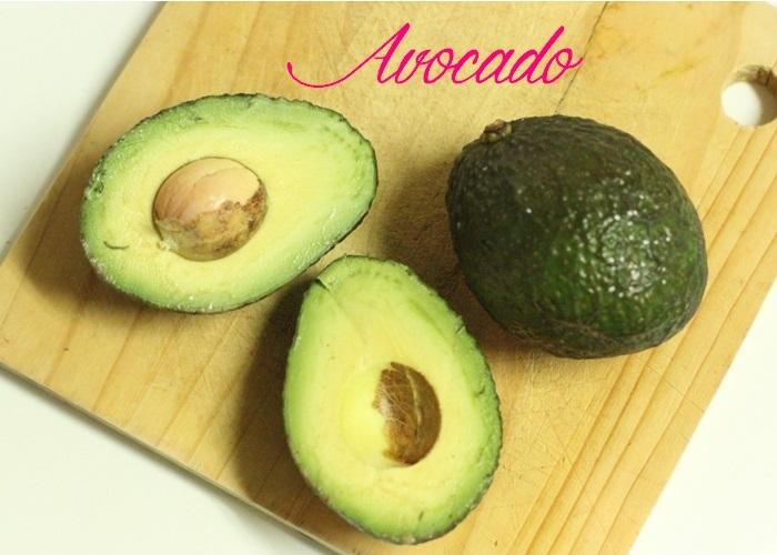 Superfood Salad Avocado