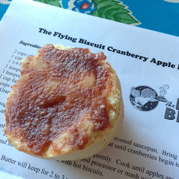 The Flying Biscuit Apple Butter