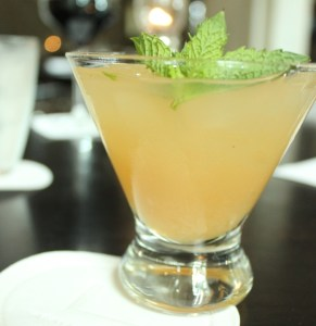 The Livingston Cocktail