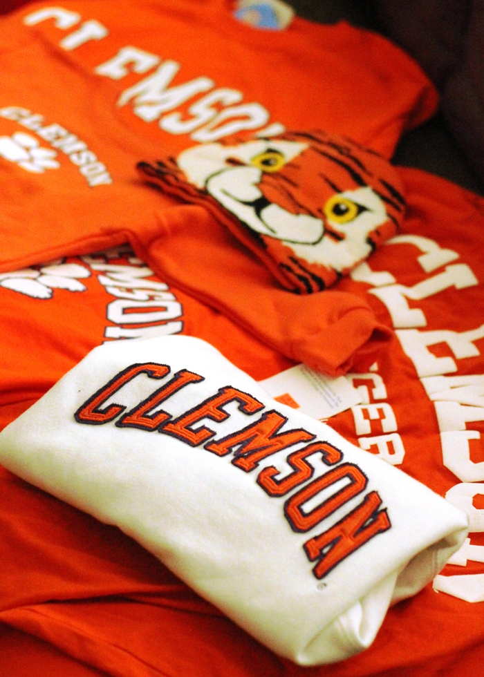Clemson Orange Gifts