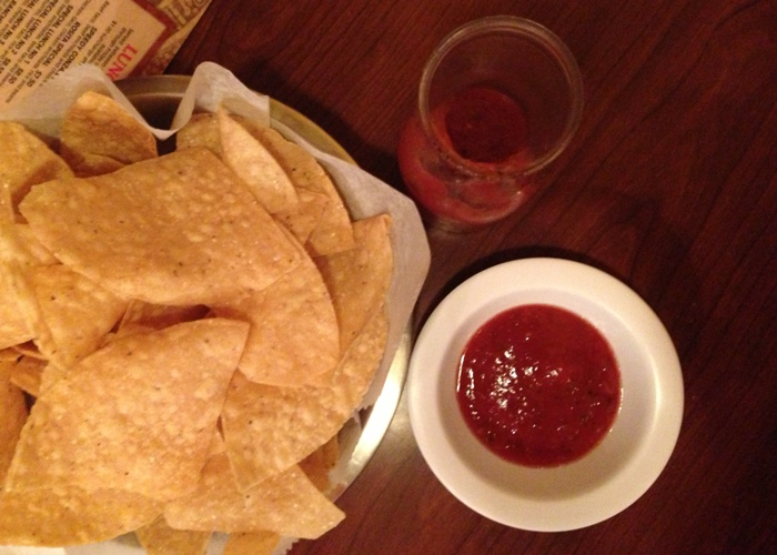El Azteca Chips and Salsa