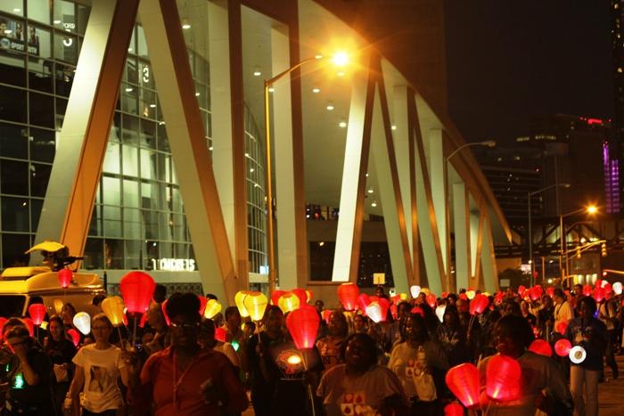 Light the Night LLS Atlanta
