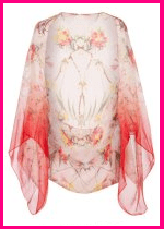 Ted Baker London Daber Cape Scarf