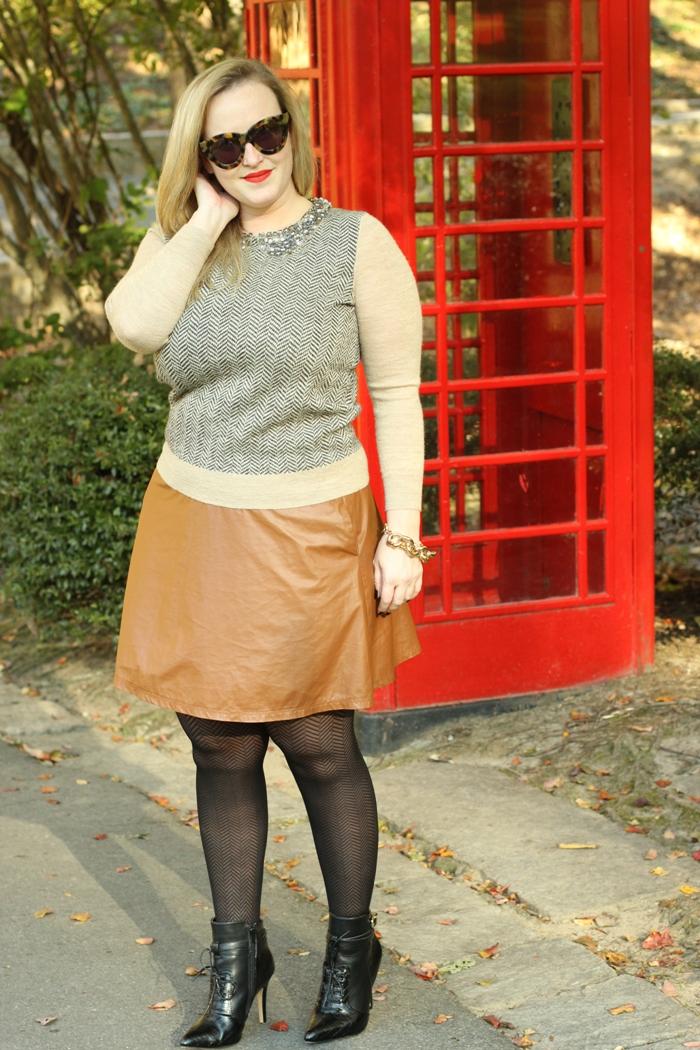 Black & Tan Fall Outfit