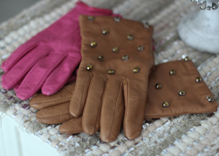 Winter Gloves Kate Spade JCrew