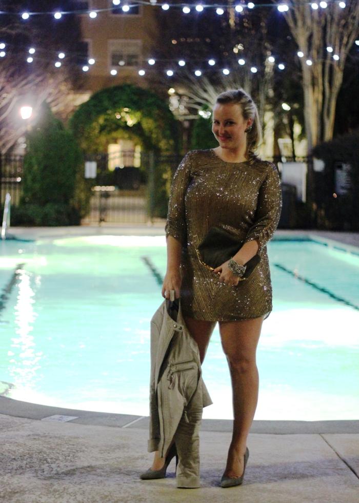 Parker Bead NYE Dress