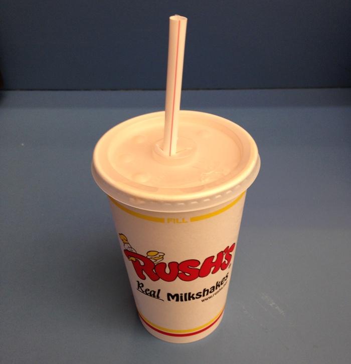Rush's Milkshakes