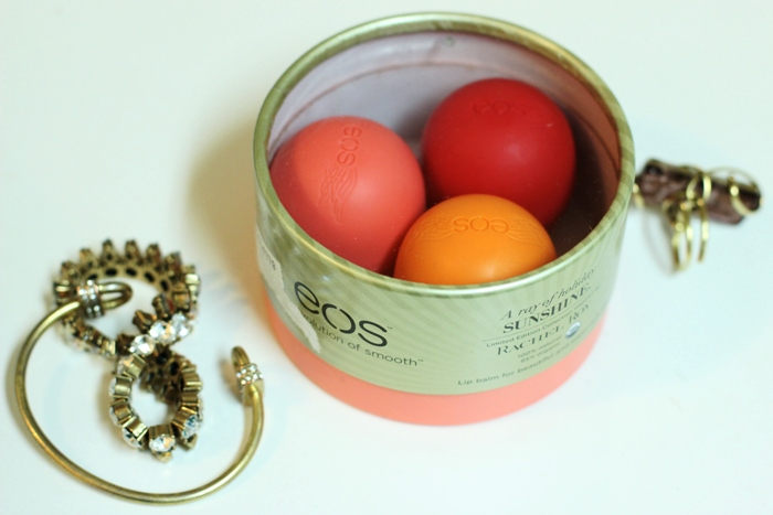 Eos Lip Balm Trio