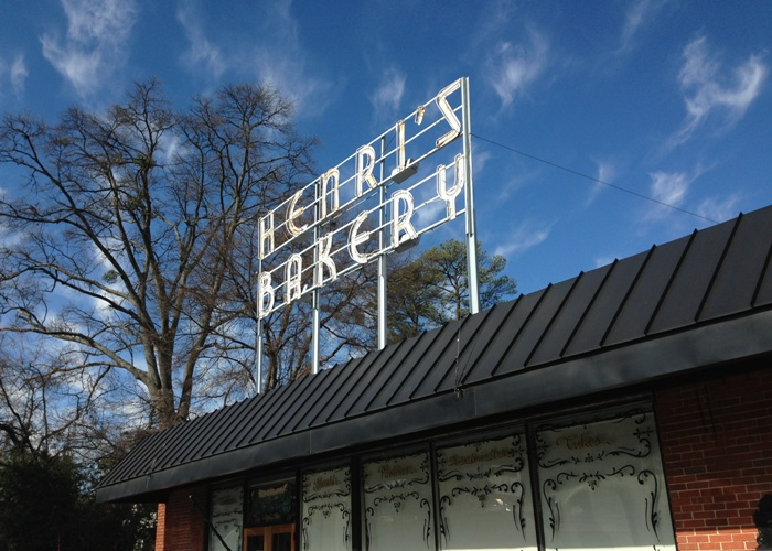 Henri's Bakery Atlanta