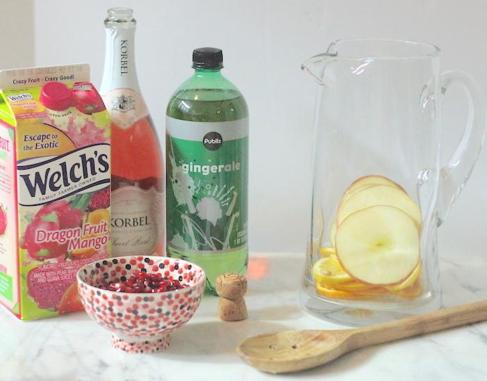 Champagne Sangria Recipe