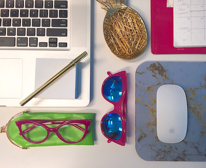 pink eyeglasses sunglasses