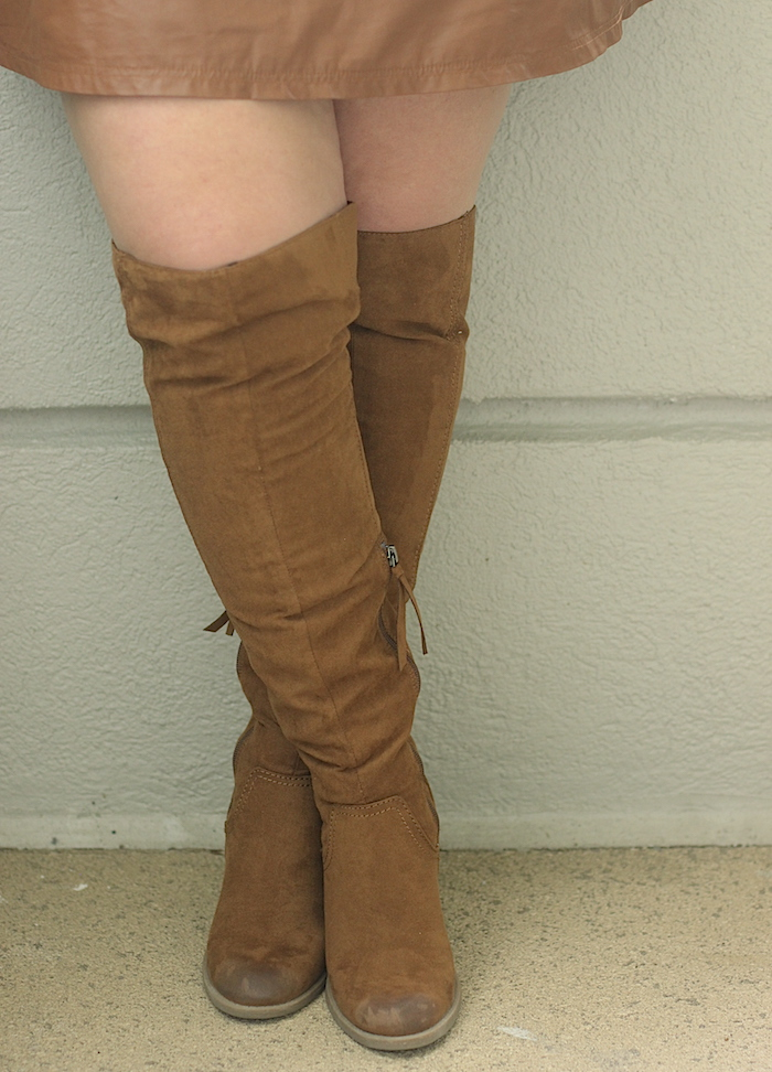 Target Suede Boots