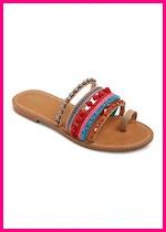 Summer 2017 Fashion Slide Mule Sandals Target Mossimo Kay Slide Sandals