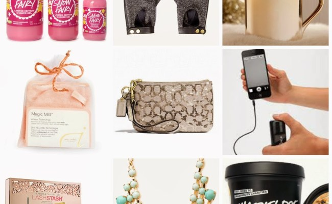 20 Holiday Gifts For Her Under 10