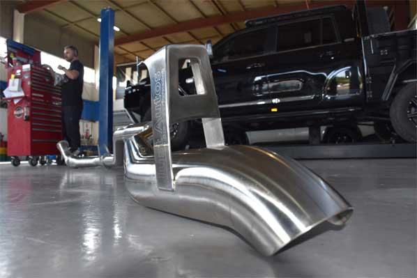 exhaust systems just autos mechanical