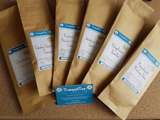 TranquiliTea – Chocolate Flavoured Tea – A Review