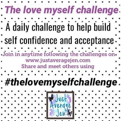 The Love Myself Challenge