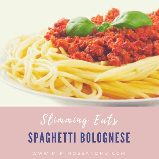 Guest Post – Spaghetti Bolognese Recipe