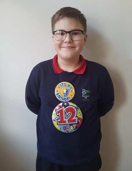 A Birthday Full of Treats – Ben turned 12!