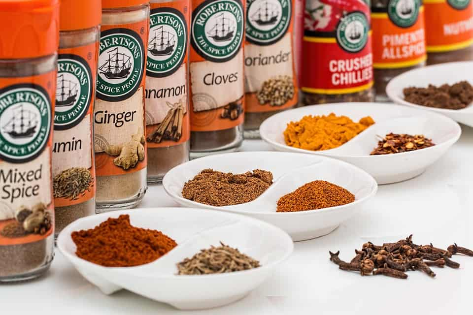 Top 10 Herbs and Spices you need in the Cupboard