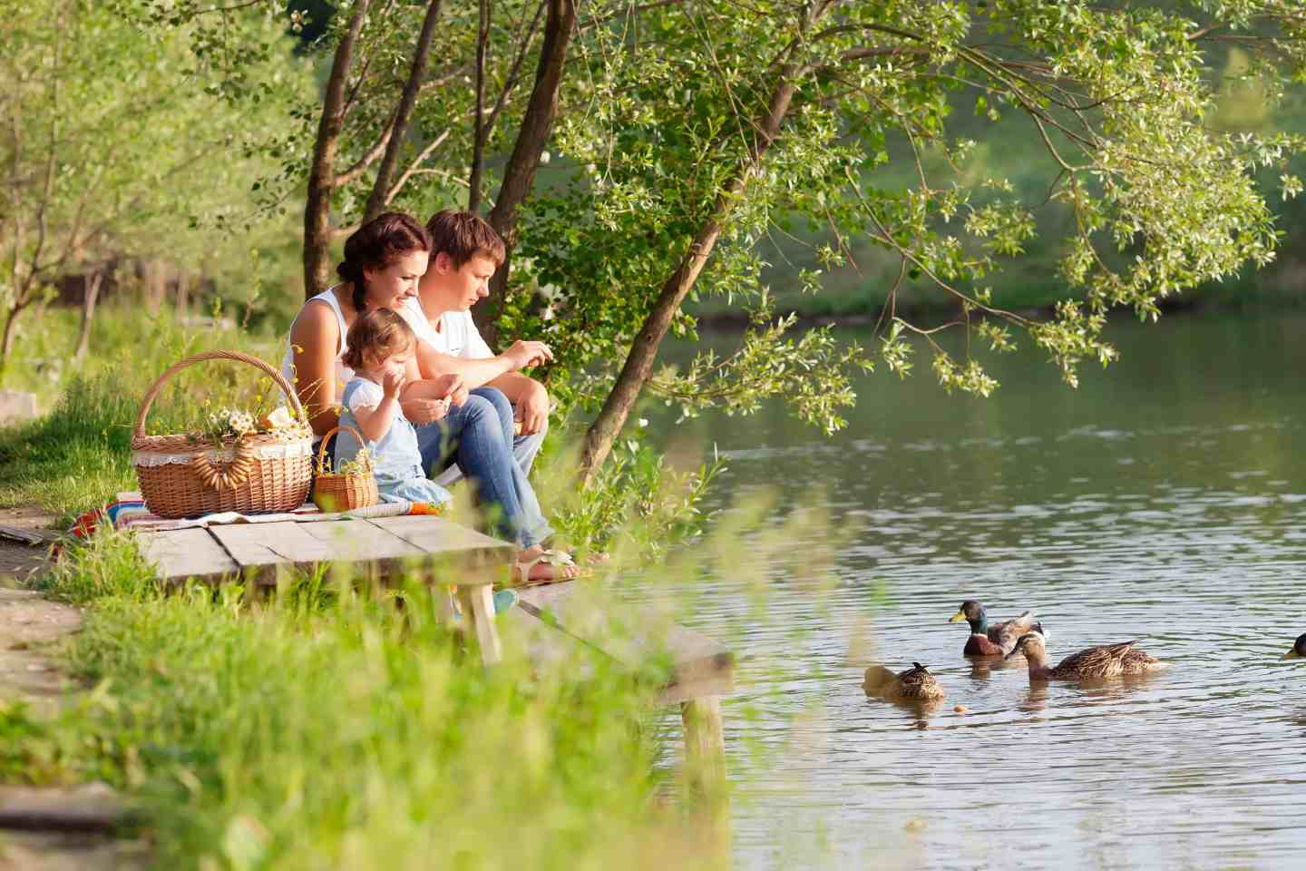 A family nature walk with Yorkshire Water