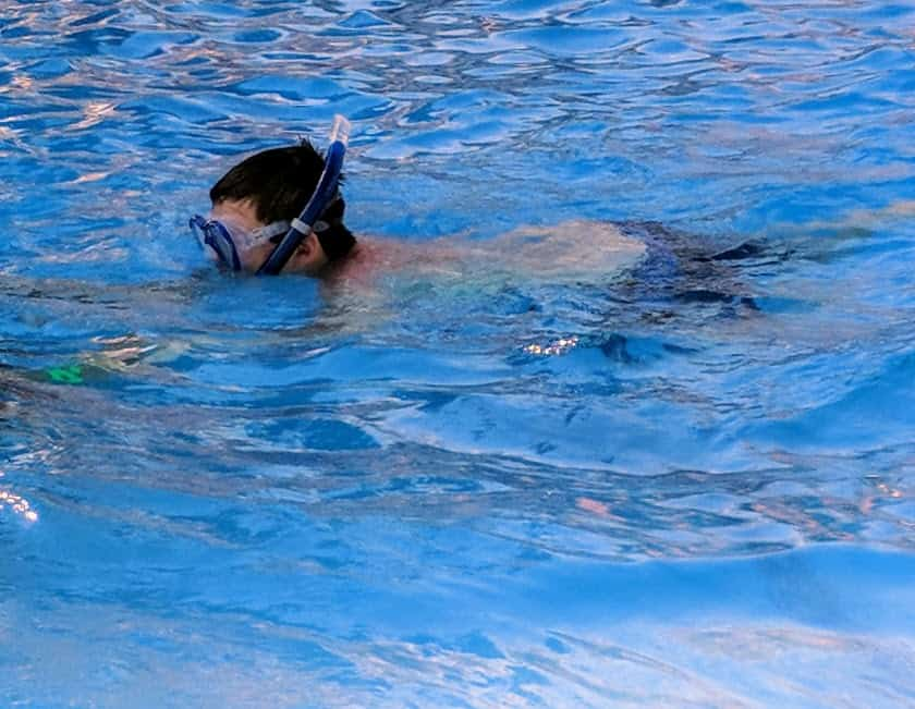 Snorkelling in Majorca with Simply Scuba
